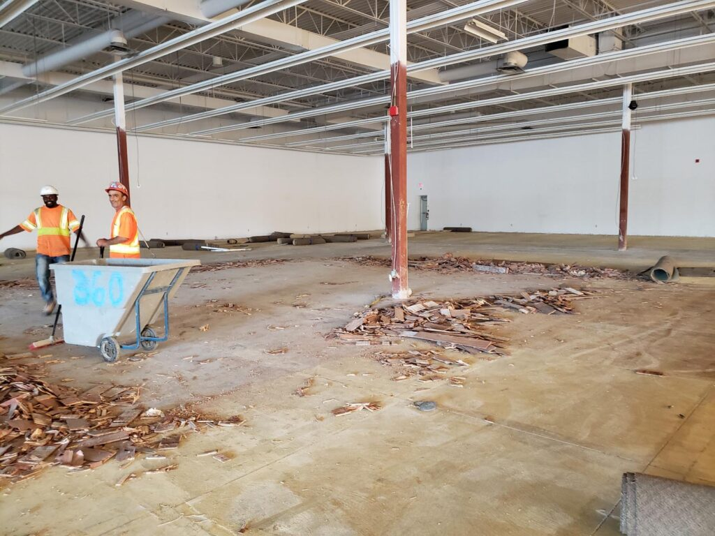 360 Demolition & Environmental Services Mississauga Project (9)