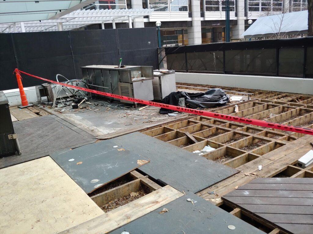 360 Demolition & Environmental Services Ritz Charlton Hote (3)