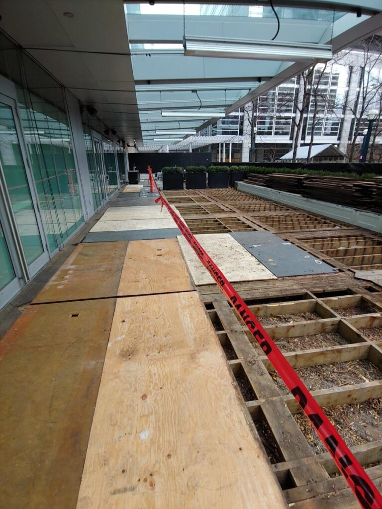 360 Demolition & Environmental Services Ritz Charlton Hote (4)