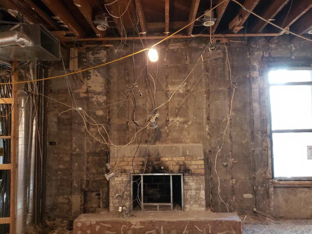 360 Demolition & Environmental Services Ryerson Oakham Cafe (11)