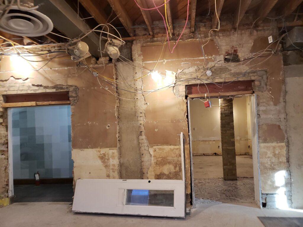 360 Demolition & Environmental Services Ryerson Oakham Cafe (12)