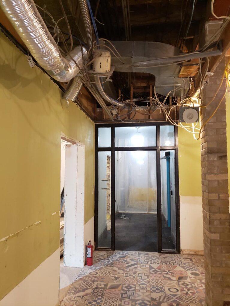 360 Demolition & Environmental Services Ryerson Oakham Cafe (13)