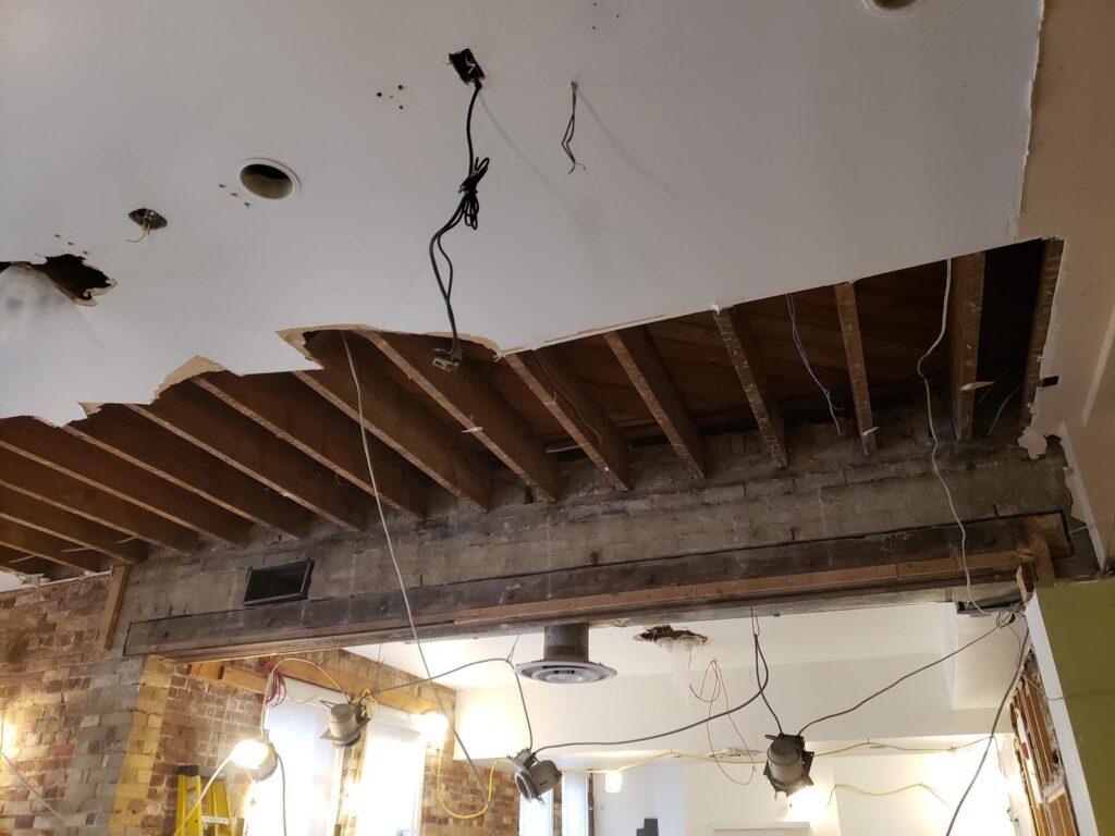 360 Demolition & Environmental Services Ryerson Oakham Cafe (2)
