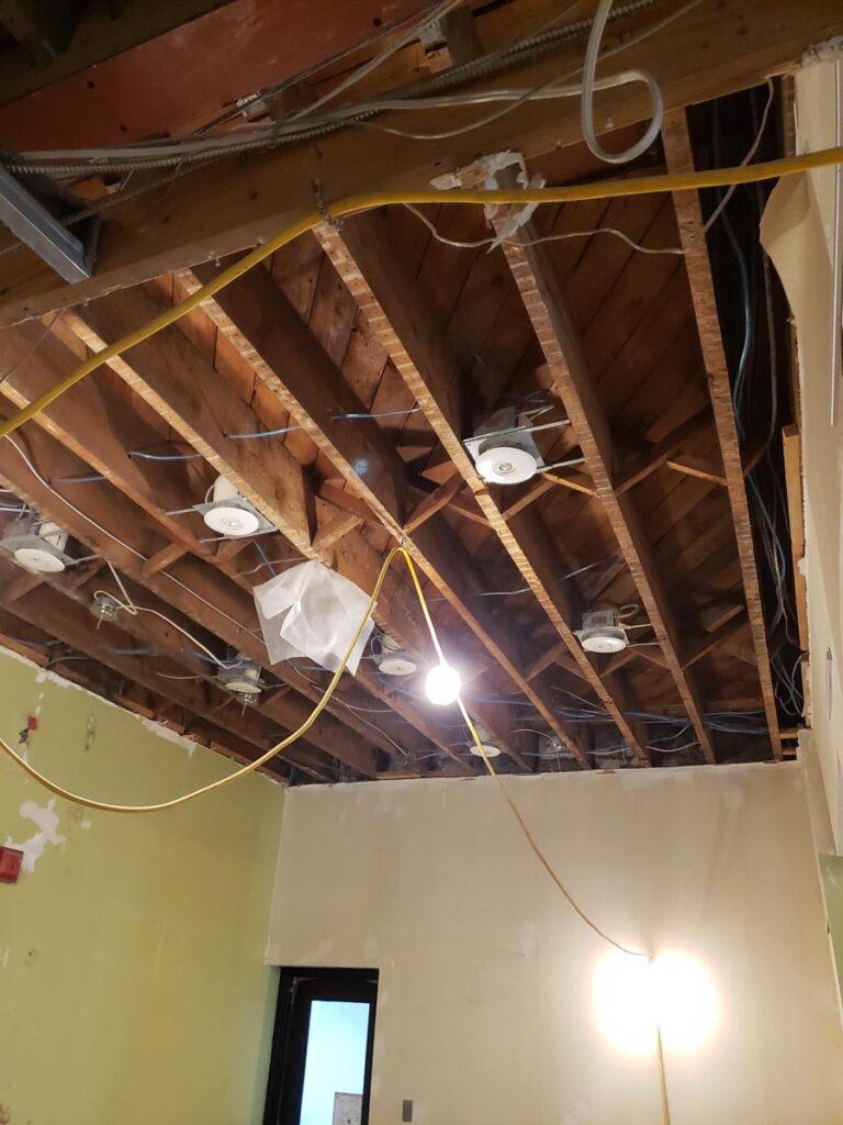 360 Demolition & Environmental Services Ryerson Oakham Cafe (9)