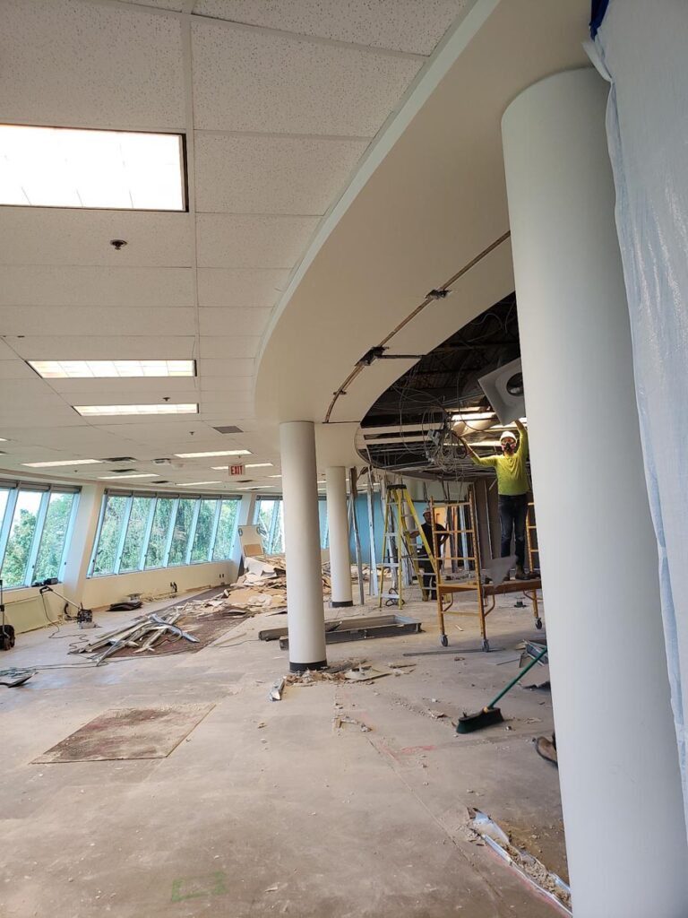 360 Demolition & Environmental Services Shaw Project (12)