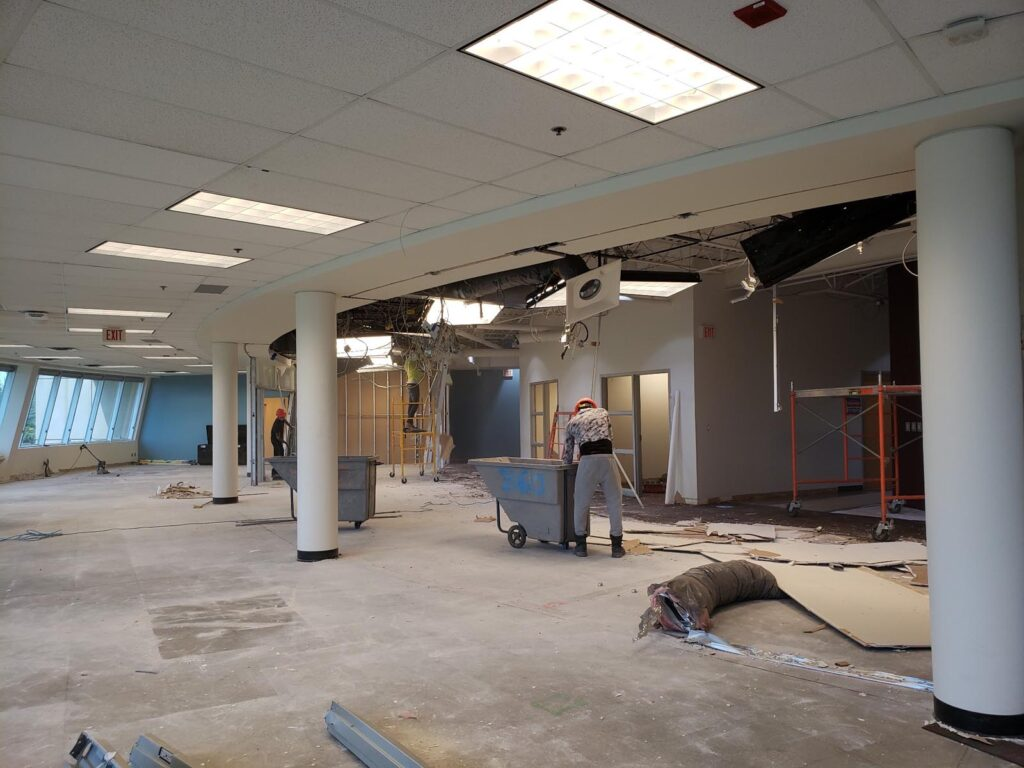 360 Demolition & Environmental Services Shaw Project (15)