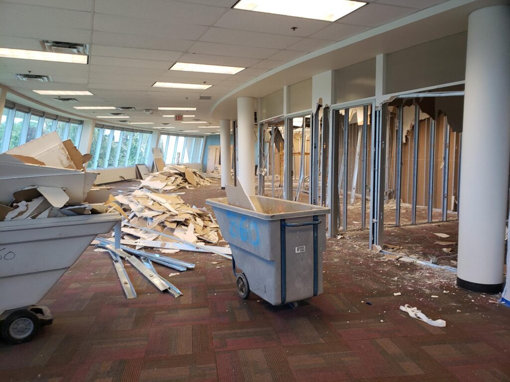 360 Demolition & Environmental Services Shaw Project (2)