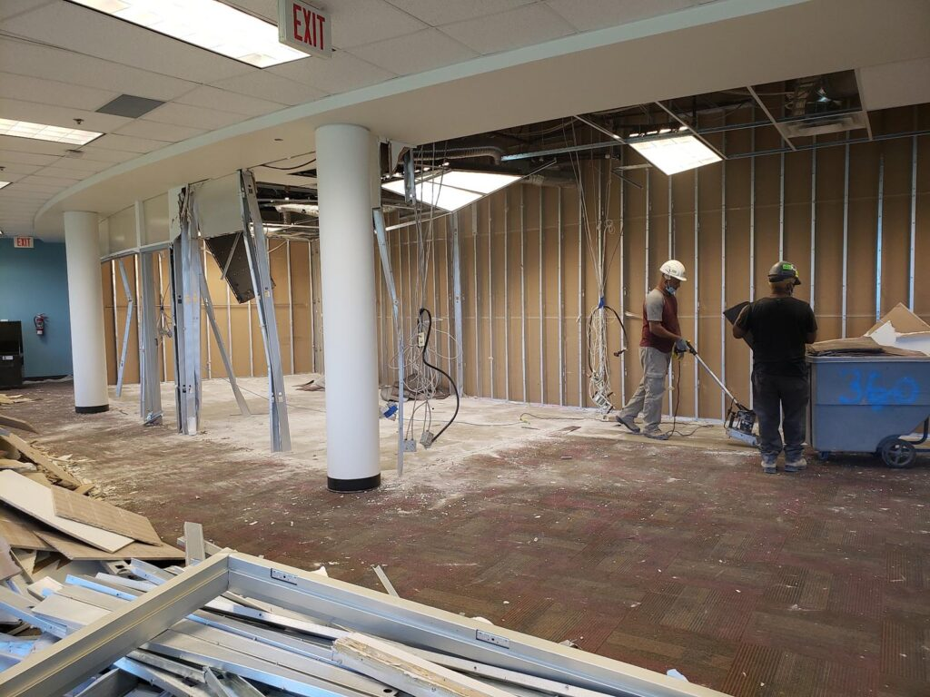 360 Demolition & Environmental Services Shaw Project (5)