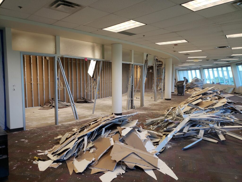 360 Demolition & Environmental Services Shaw Project (6)