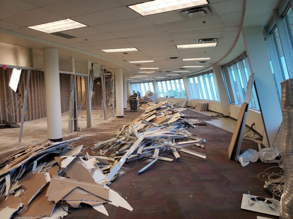 360 Demolition & Environmental Services Shaw Project (7)