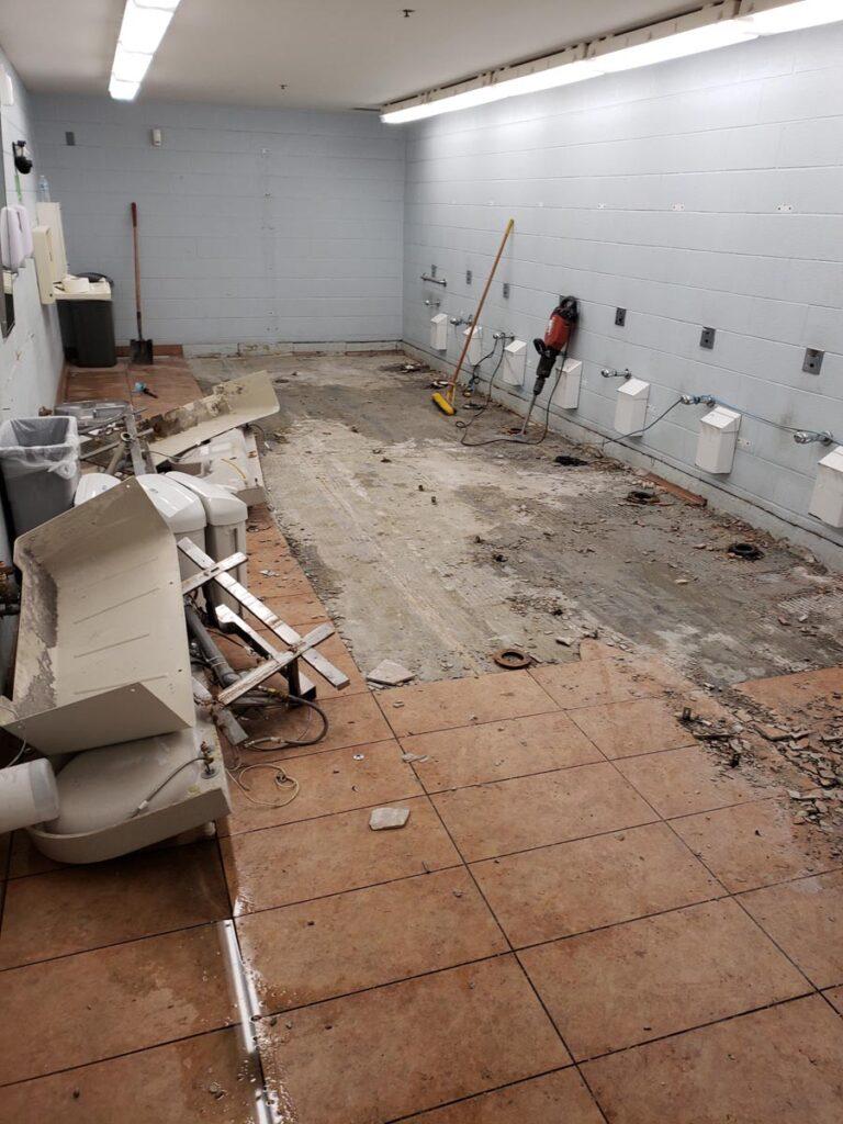 360 Demolition & Environmental Services Wallmart Project (4)
